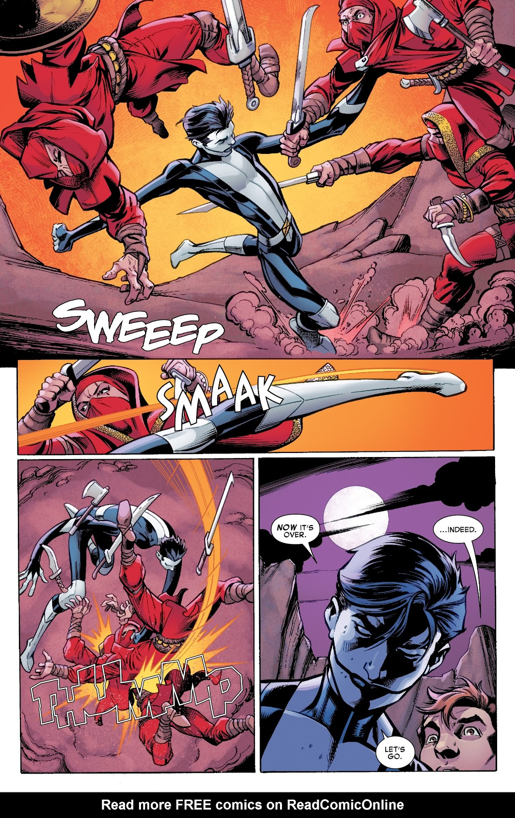 All-New X-Men (2016) Issue #11 #13 - English 13