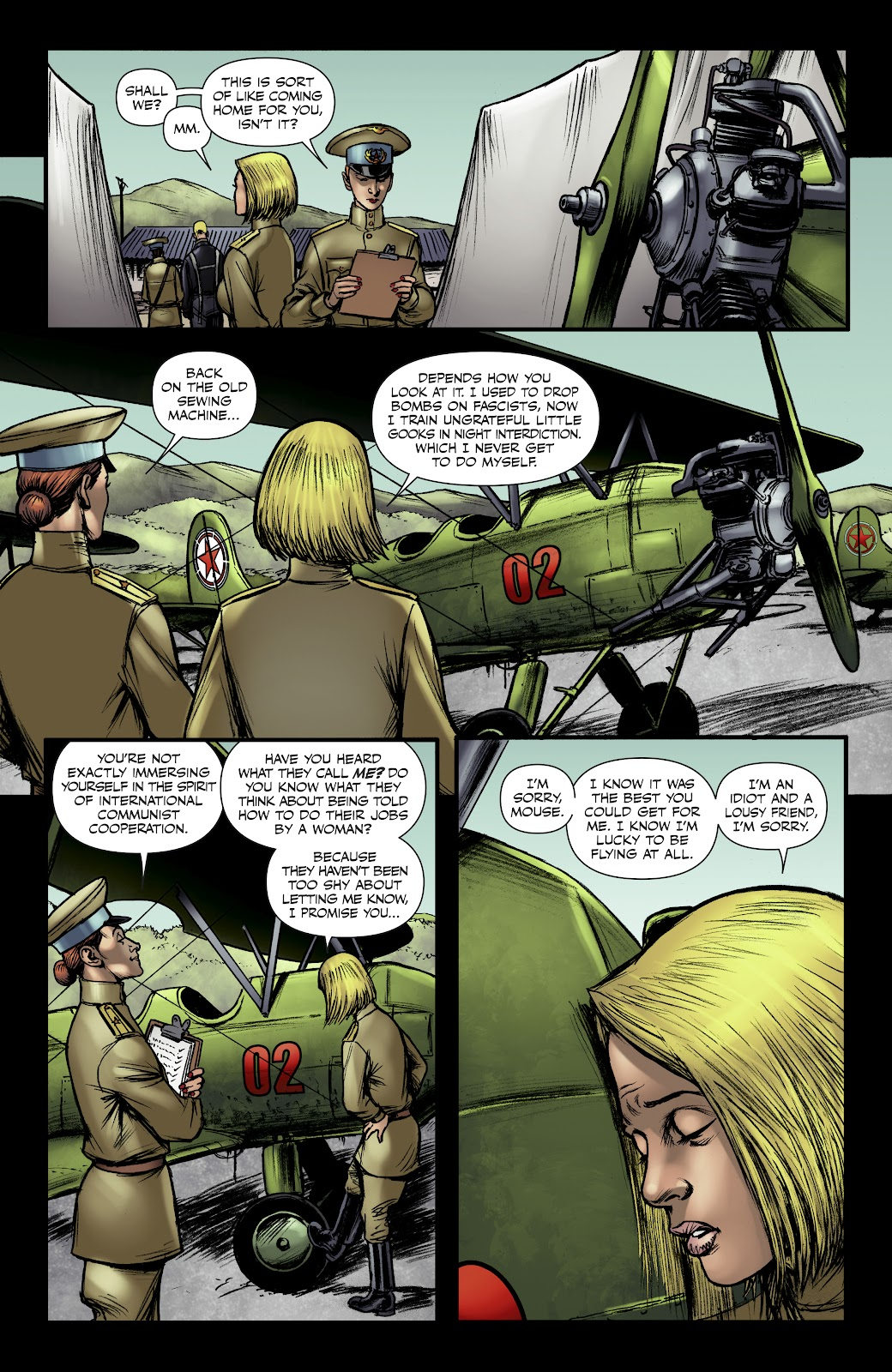 Battlefields TPB 2 #2 - English 31