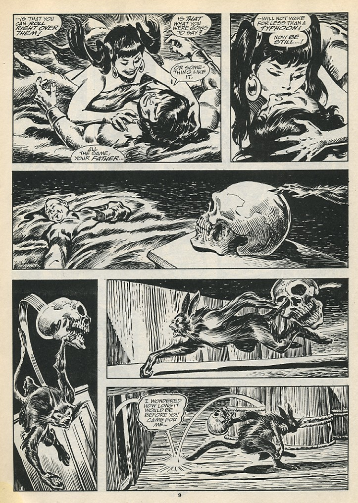 The Savage Sword Of Conan Issue #192 #193 - English 11