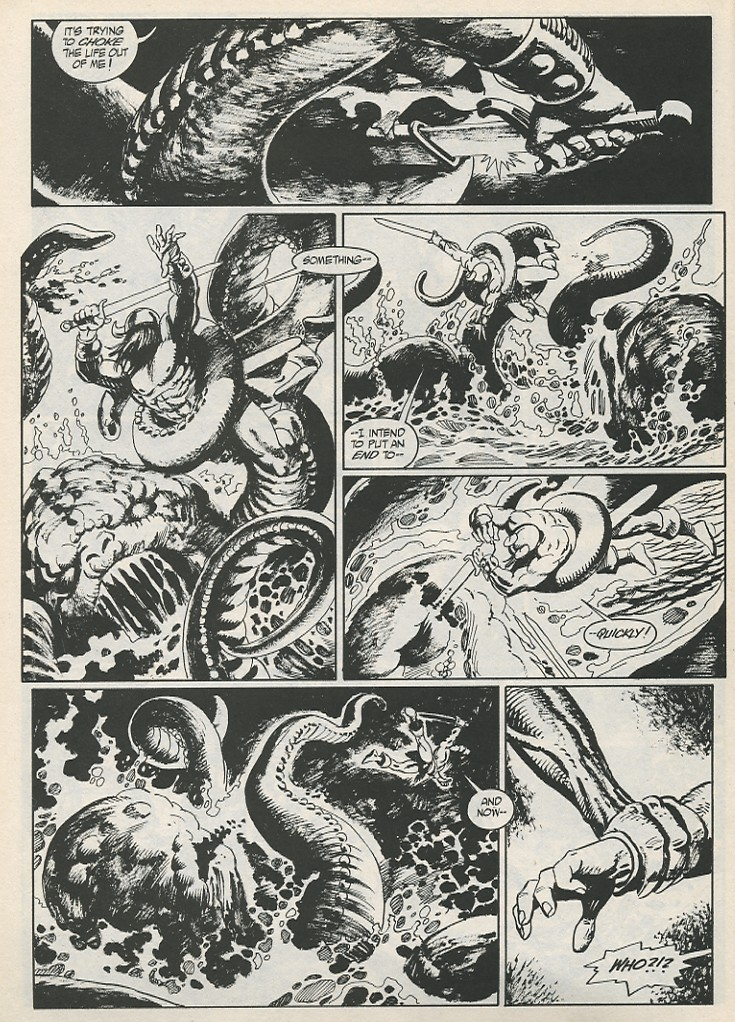 The Savage Sword Of Conan Issue #189 #190 - English 38