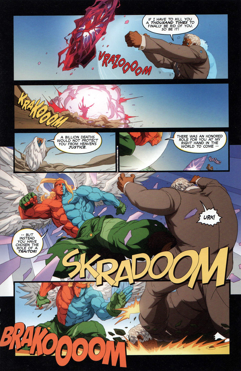 Street Fighter Unlimited Issue #10 #12 - English 19
