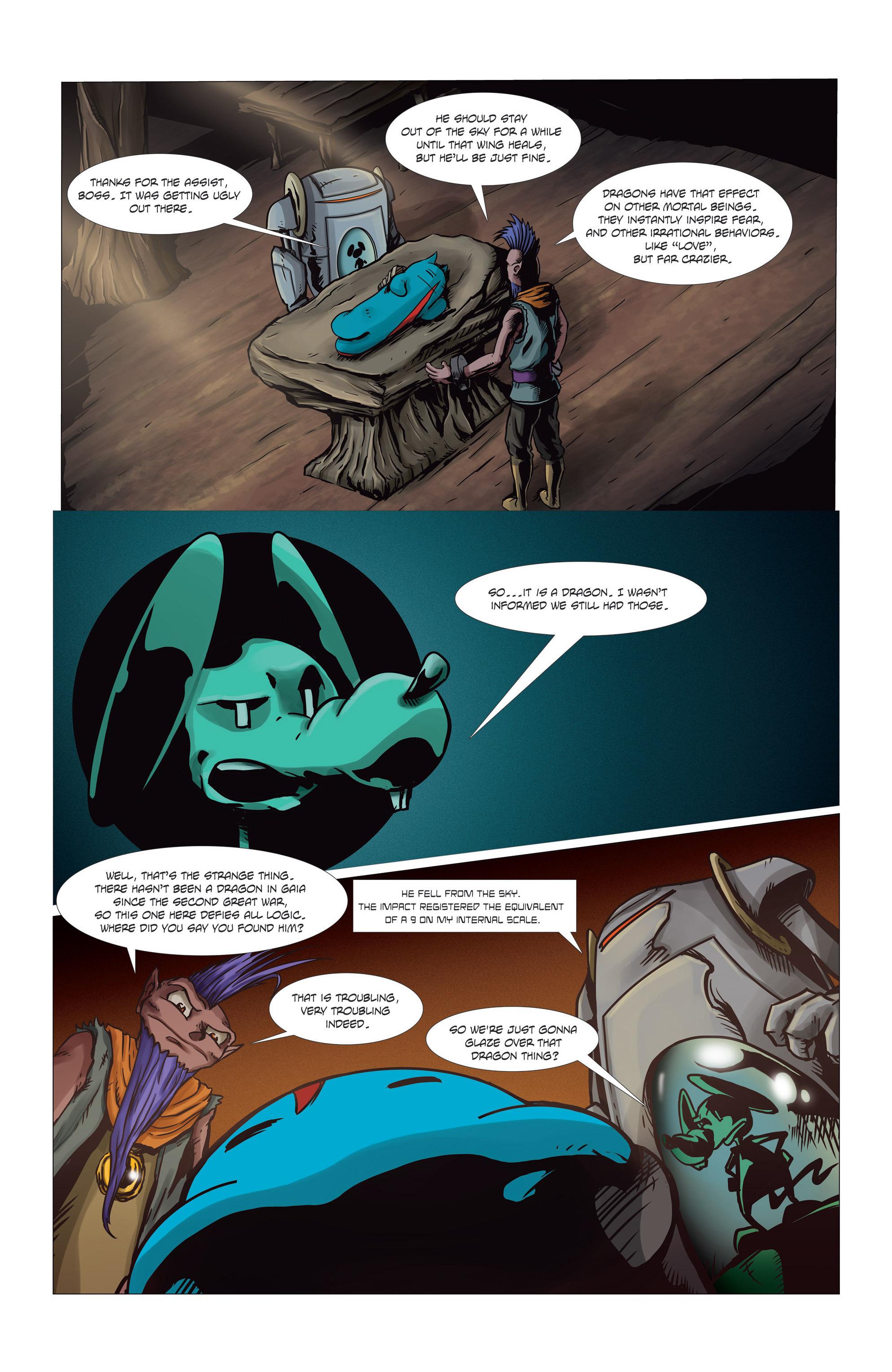The Adventures of Miru chap 1 pic 15