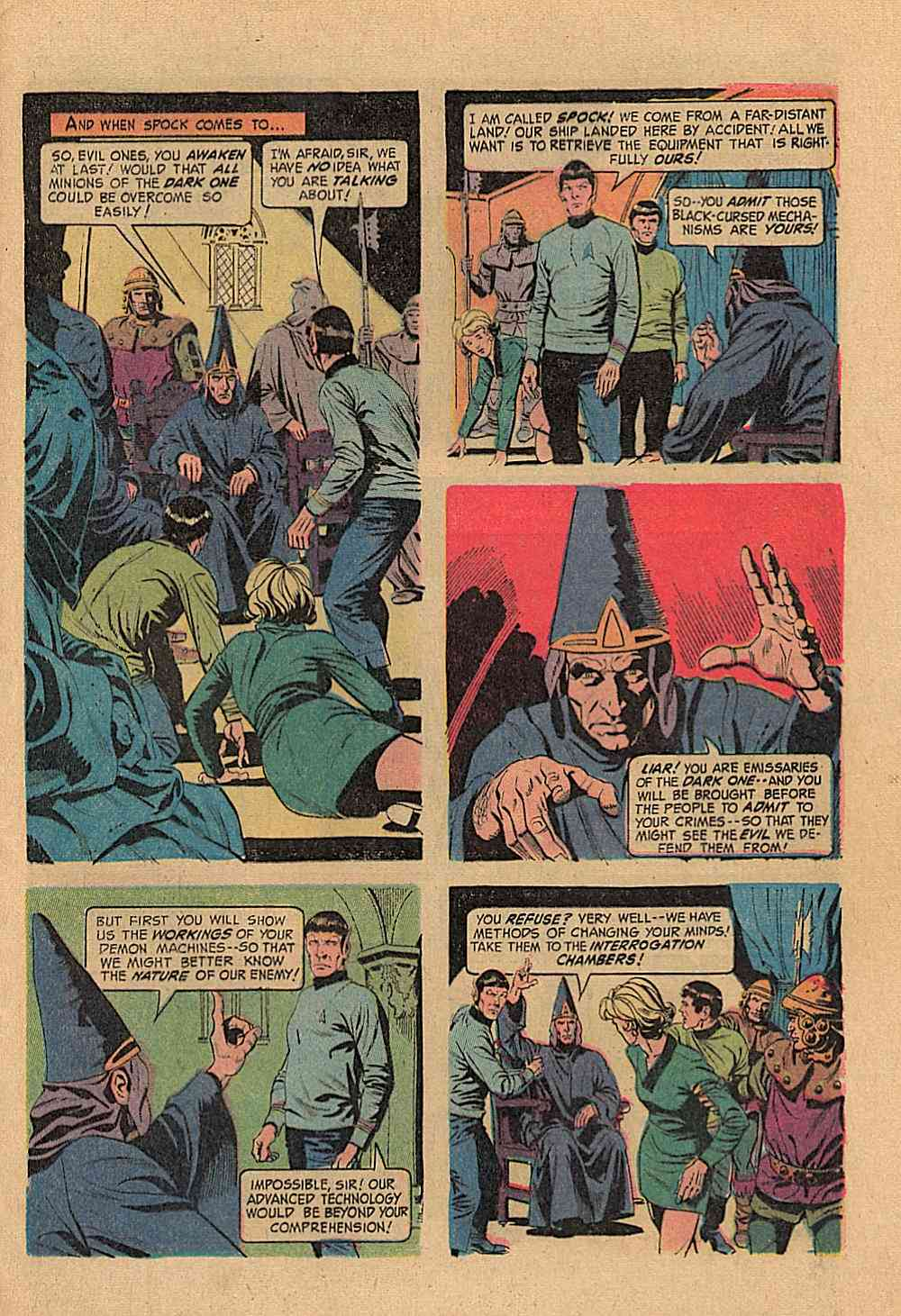 Star Trek (1967) Issue #16 #16 - English 19
