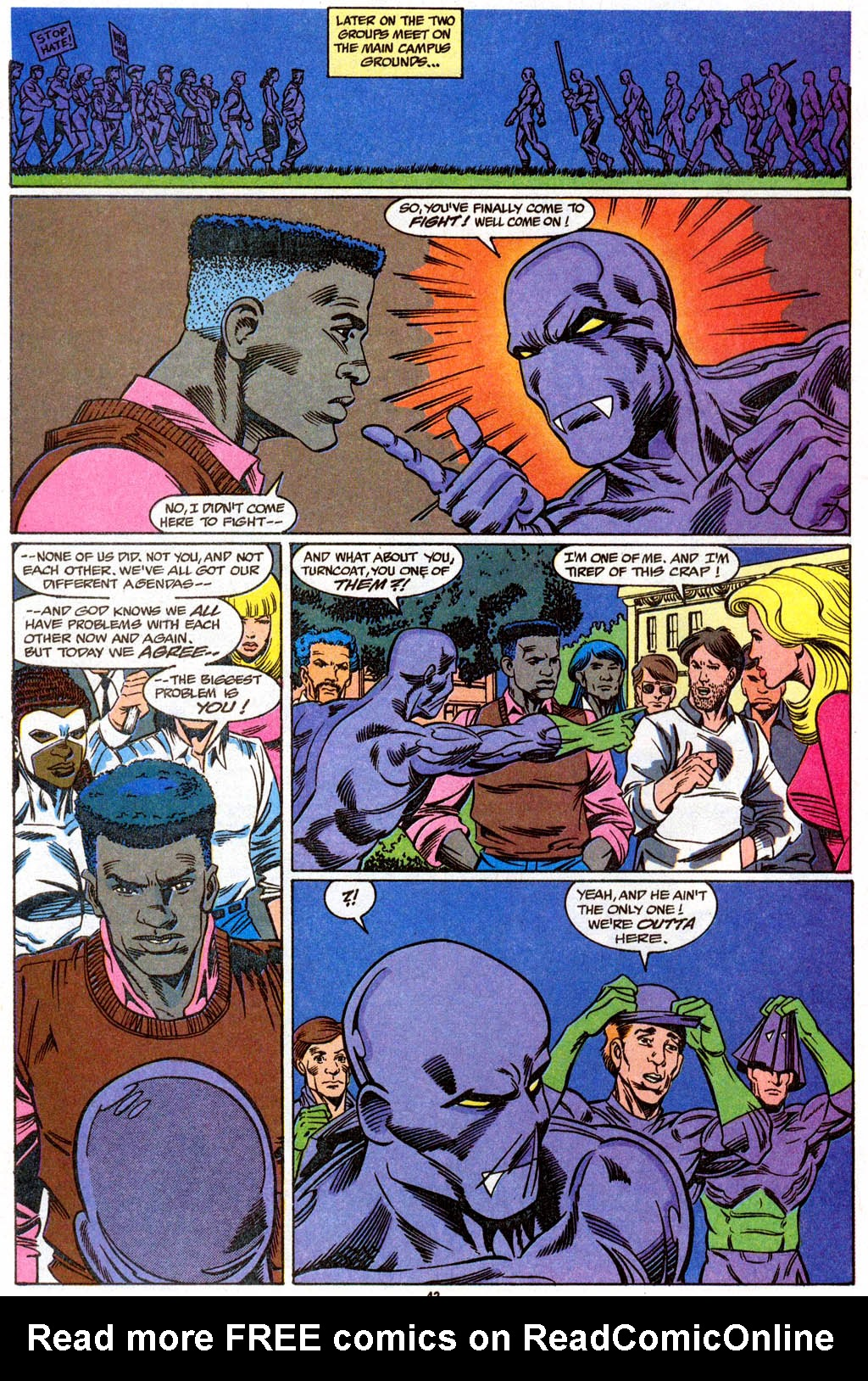 Captain Marvel (1989) 2 Page 34