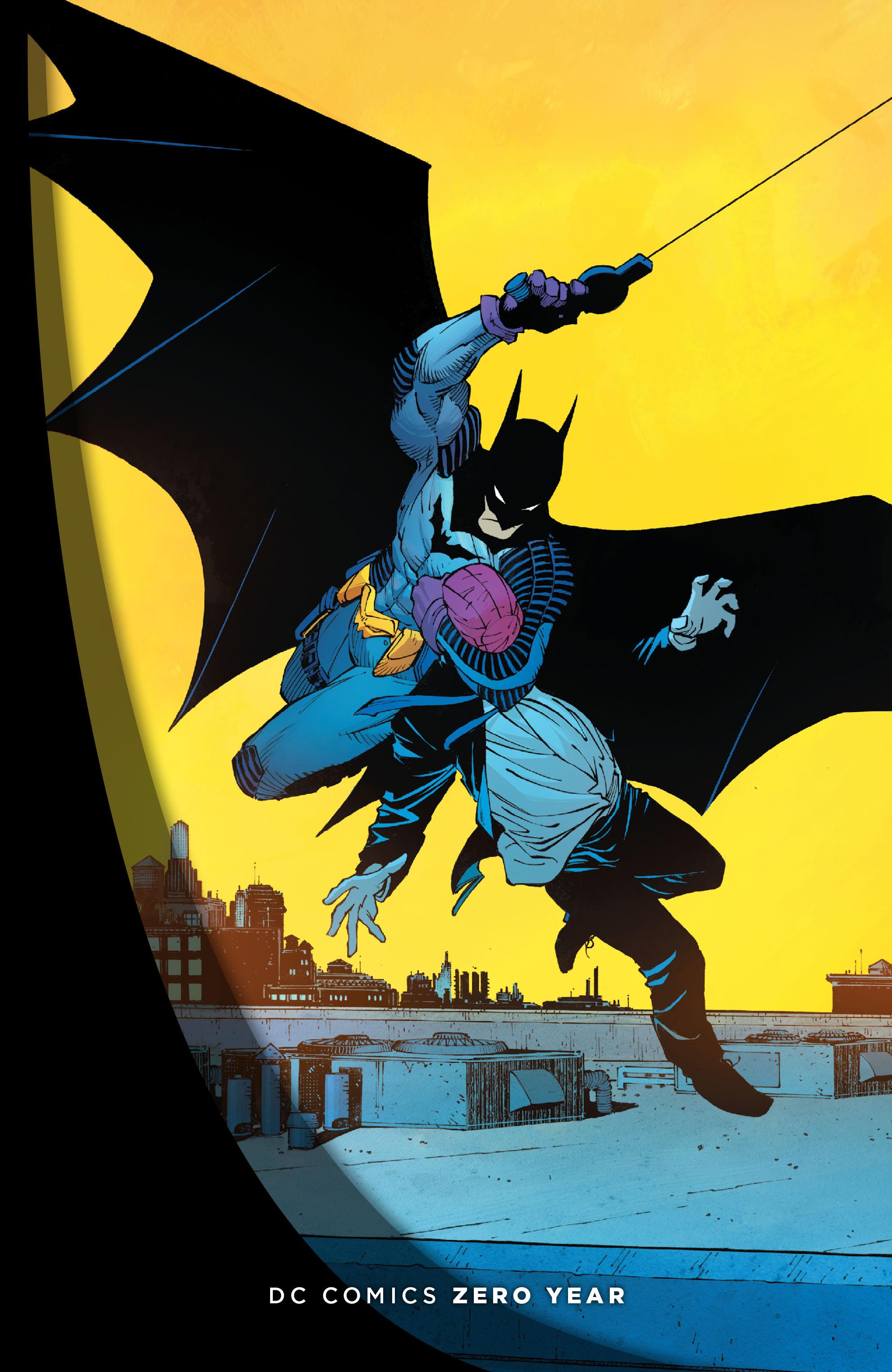 DC Comics: Zero Year chap tpb pic 2