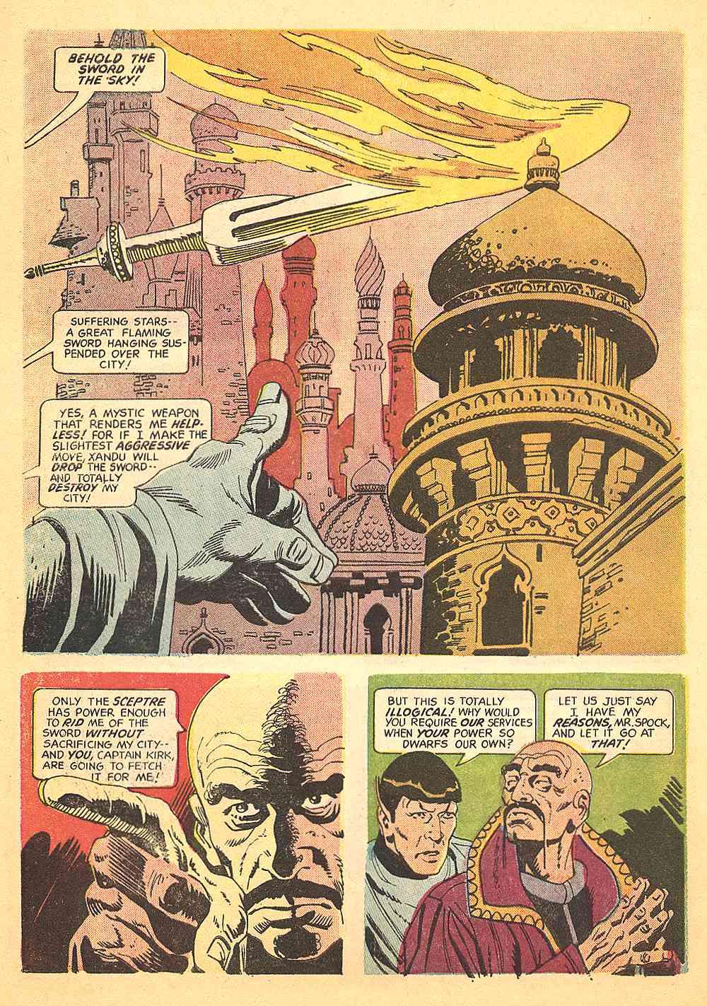 Star Trek (1967) Issue #10 #10 - English 8