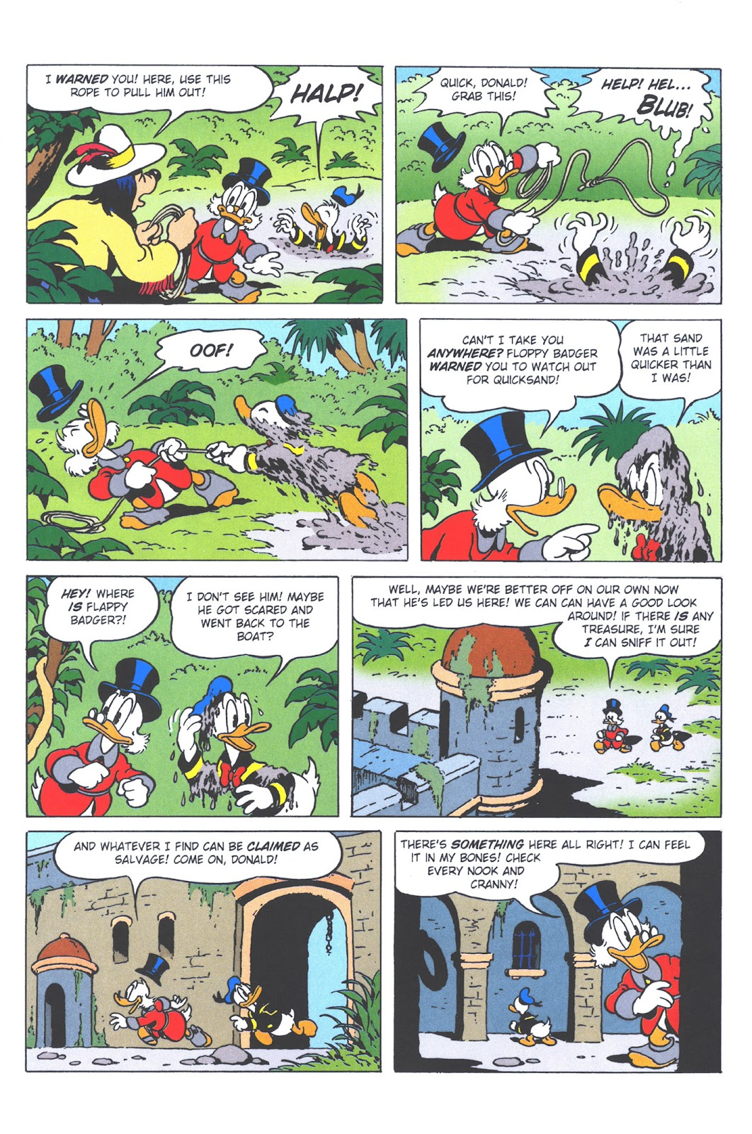 Uncle Scrooge (1953) Issue #378 #378 - English 55
