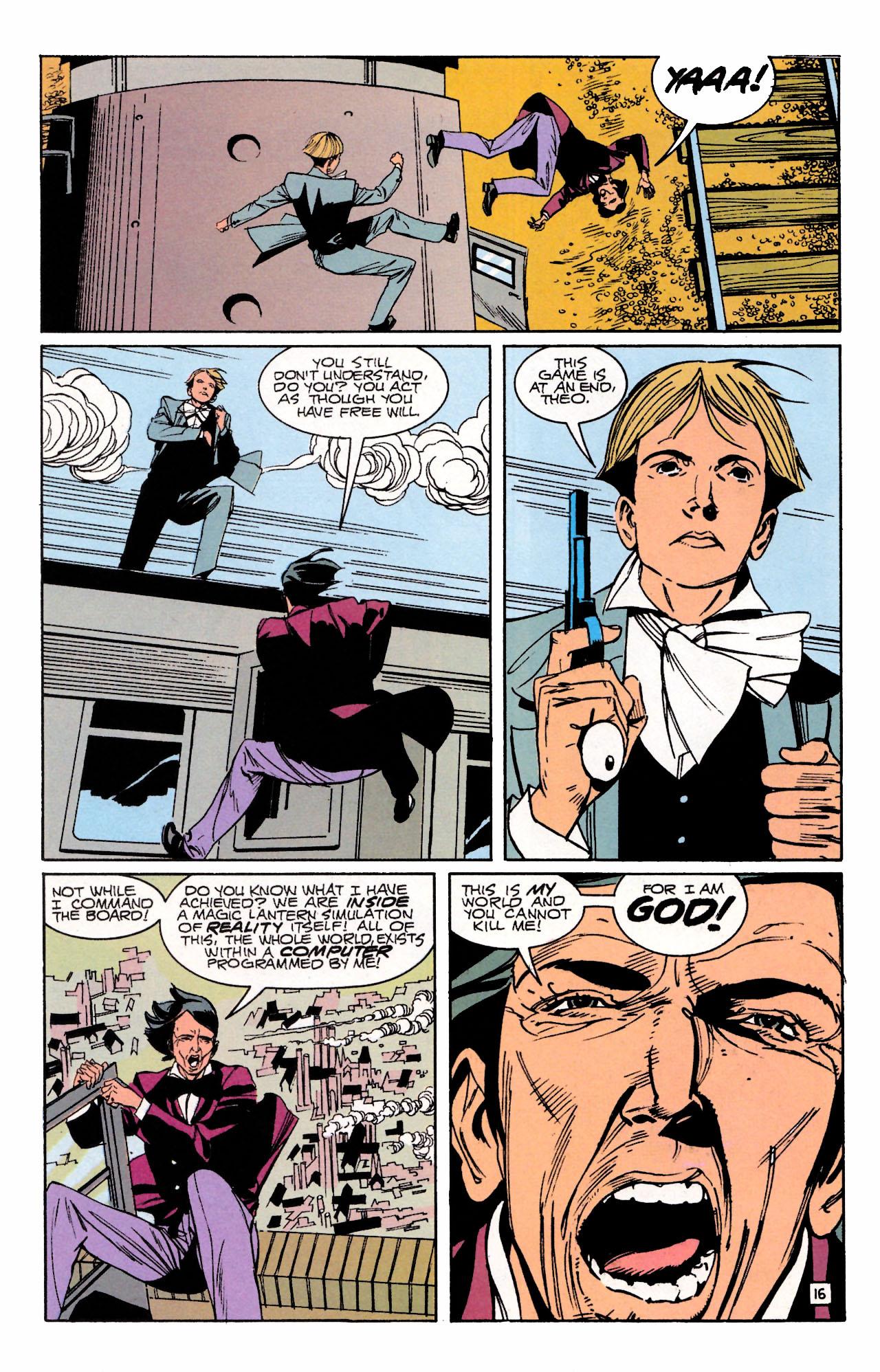 Read online Sebastian O comic -  Issue #3 - 20