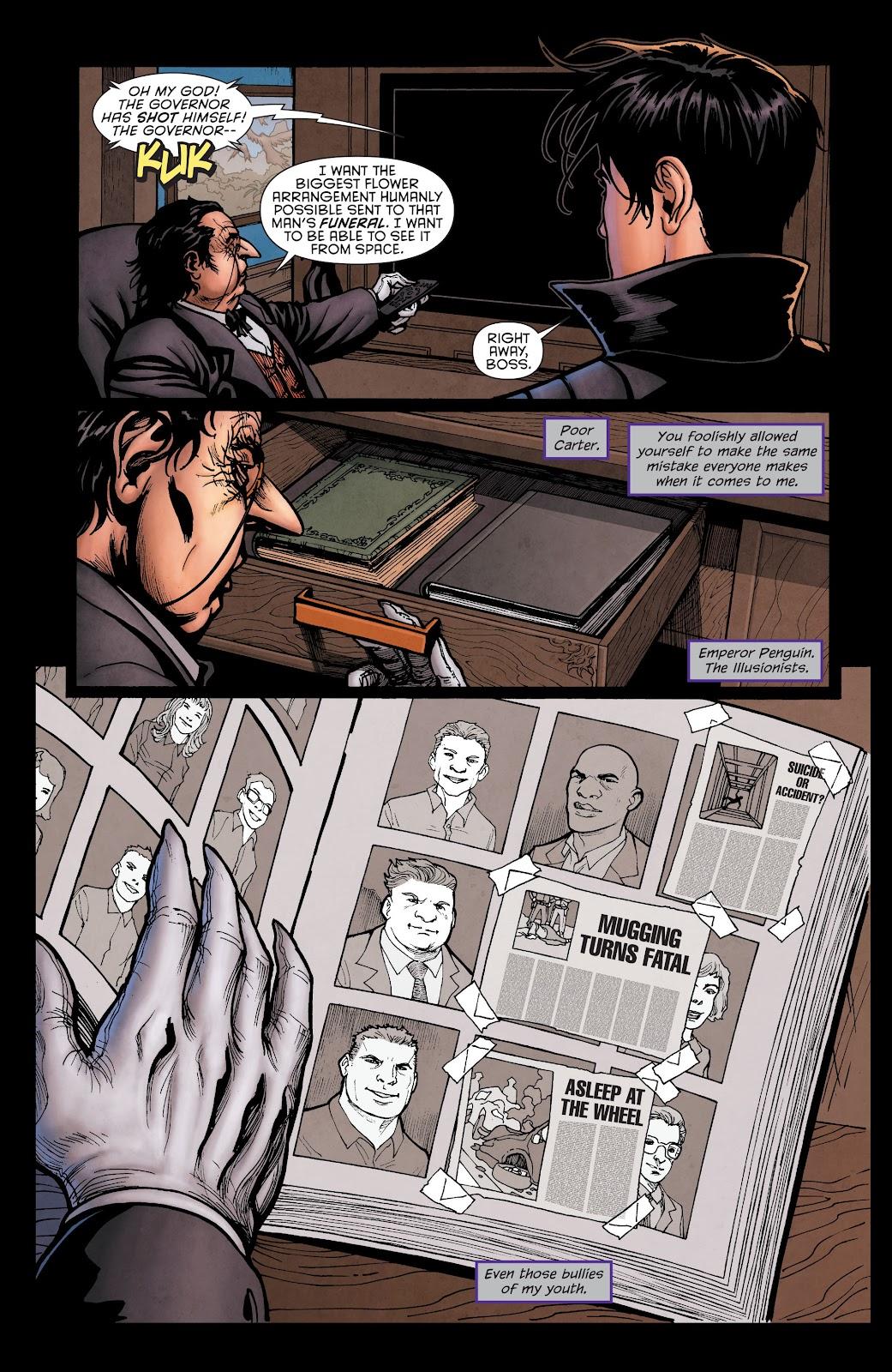Batman (2011) Issue #23.3 #41 - English 20