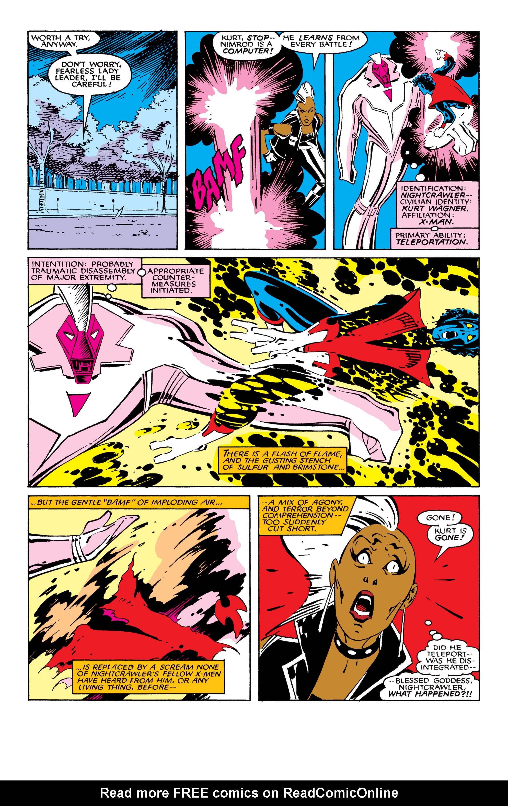 Uncanny X-Men (1963) 209 Page 14