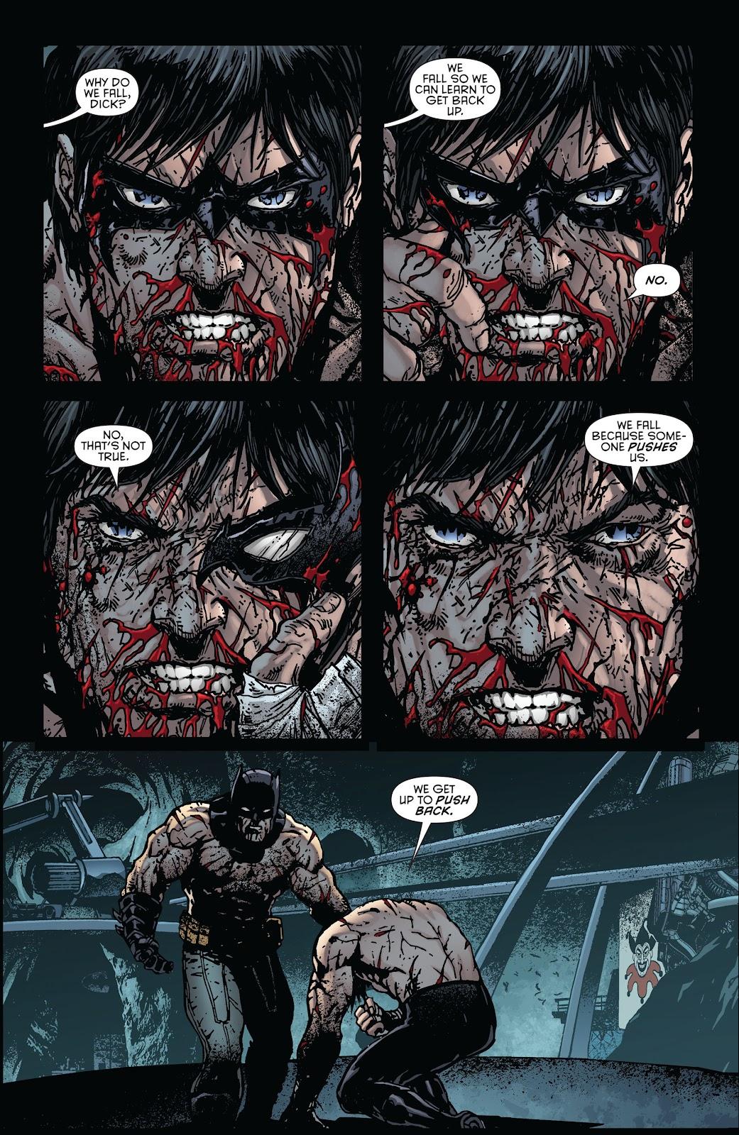 Nightwing (2011) Issue #30 #32 - English 20