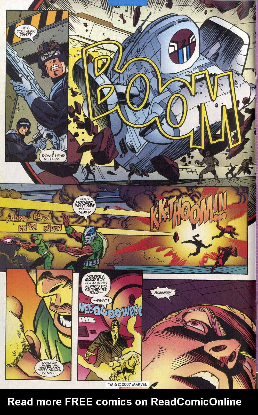 Read online The Incredible Hulk (2000) comic -  Issue #20 - 14