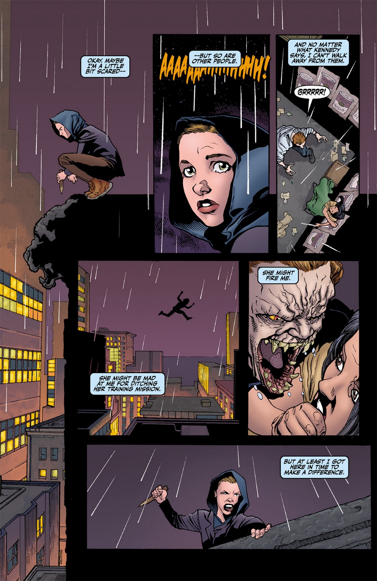 Read online Buffy the Vampire Slayer Season Nine comic -  Issue #11 - 19