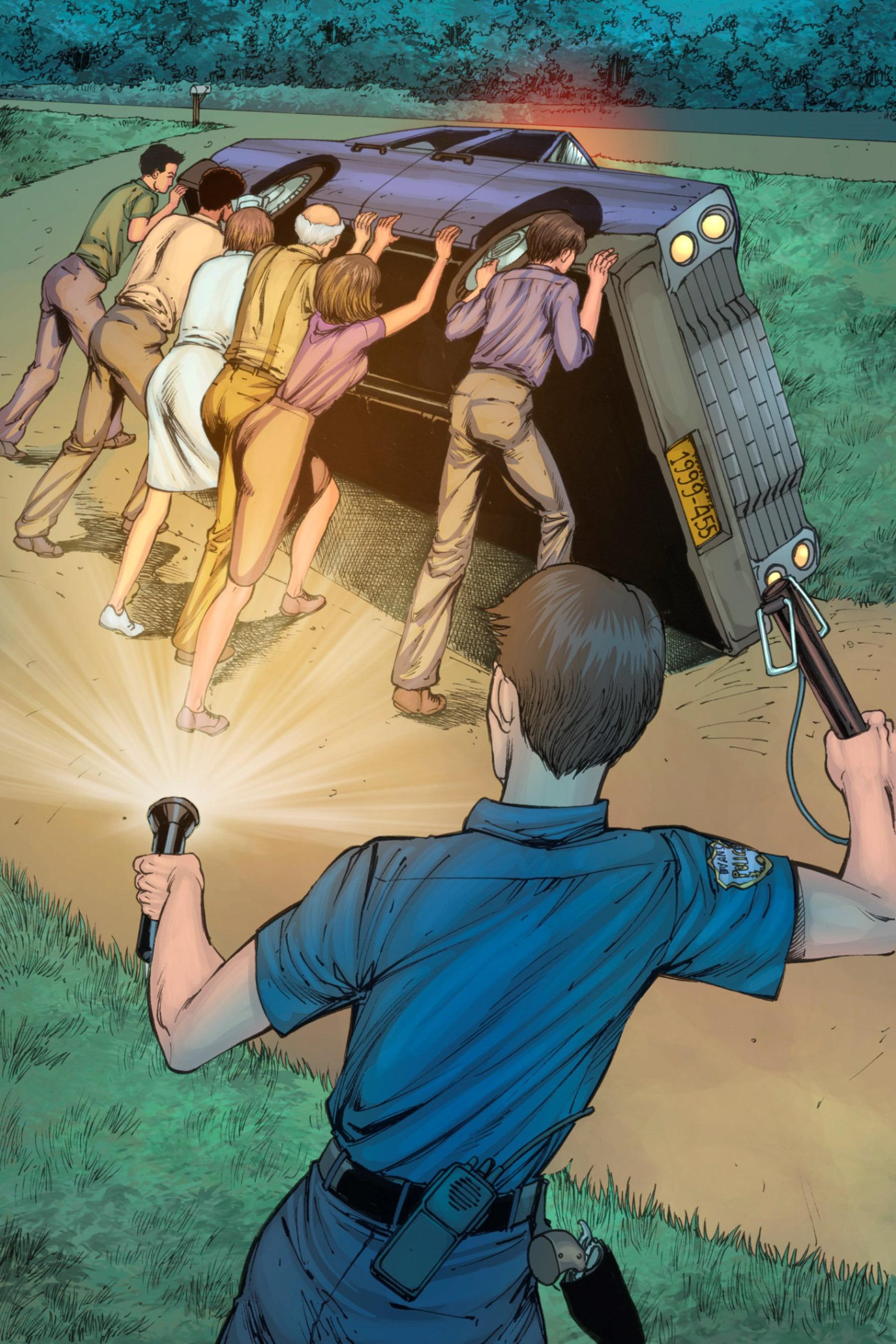 Read online Z-Men comic -  Issue #3 - 120