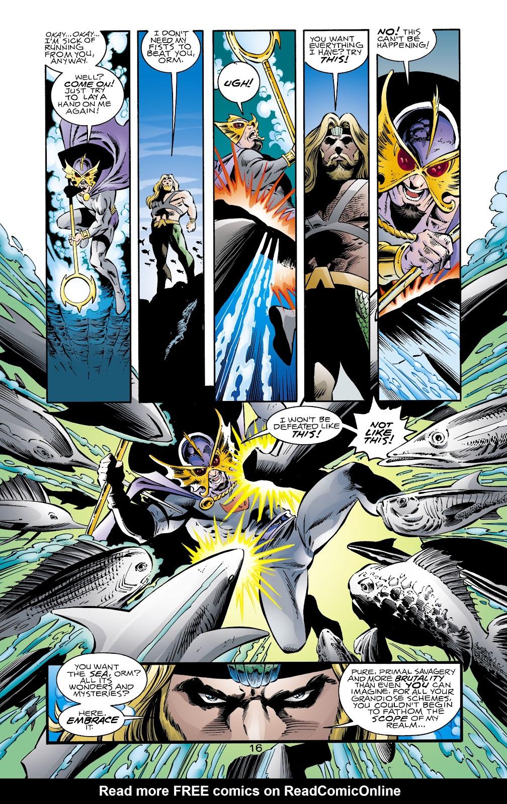 Aquaman (1994) Issue #69 #75 - English 16
