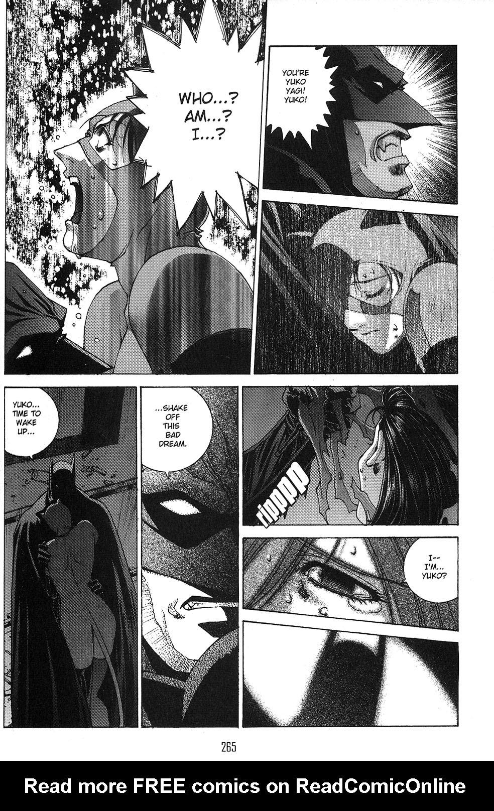 Read online Batman: Child of Dreams comic -  Issue # Full - 253