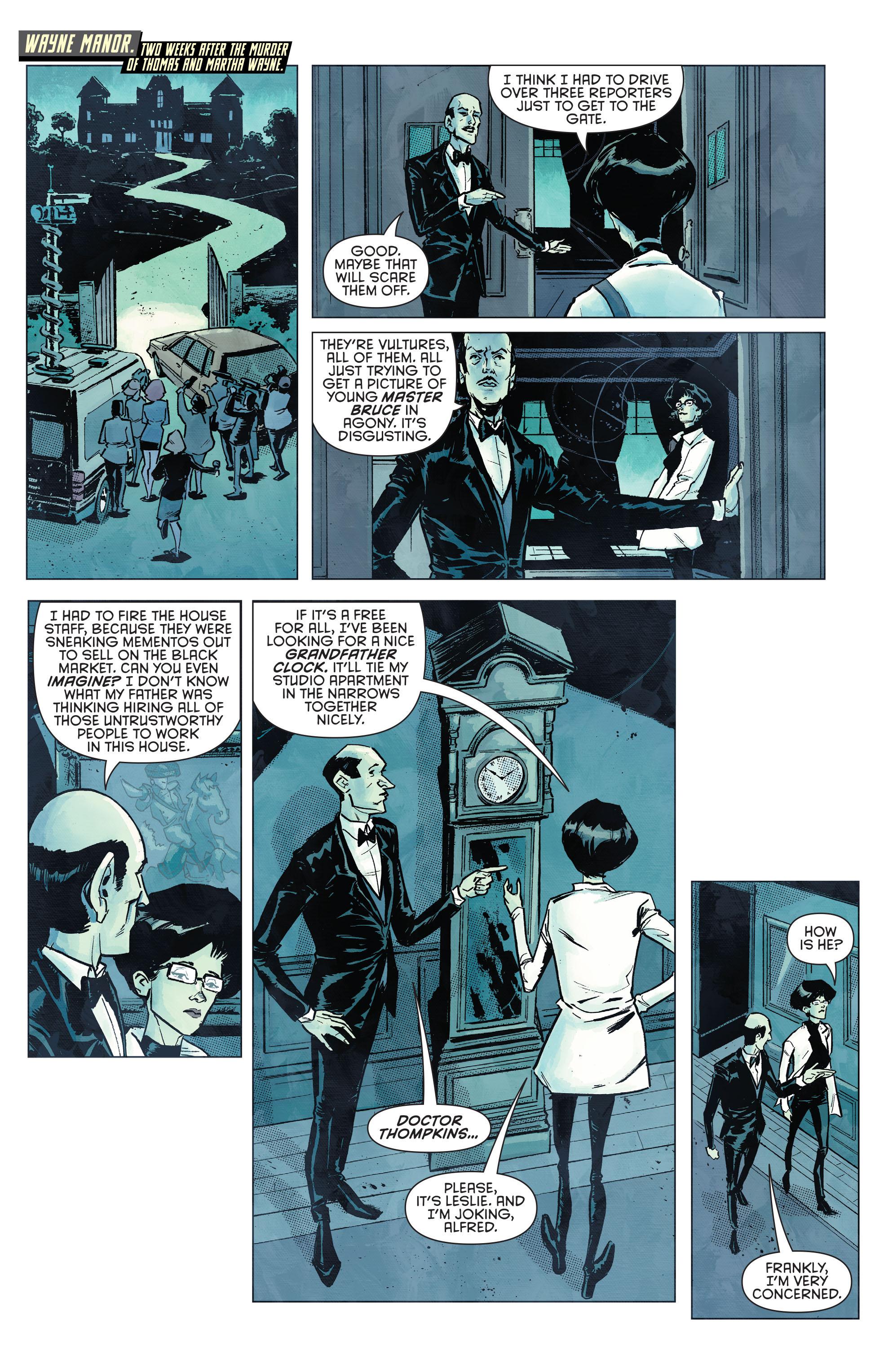 Batman (2011) #52 #75 - English 4