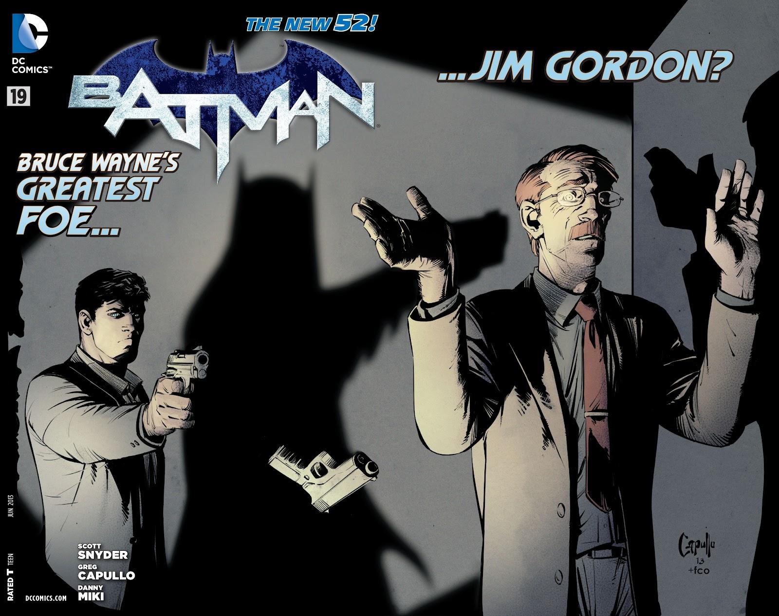 Batman (2011) Issue #19 #34 - English 2