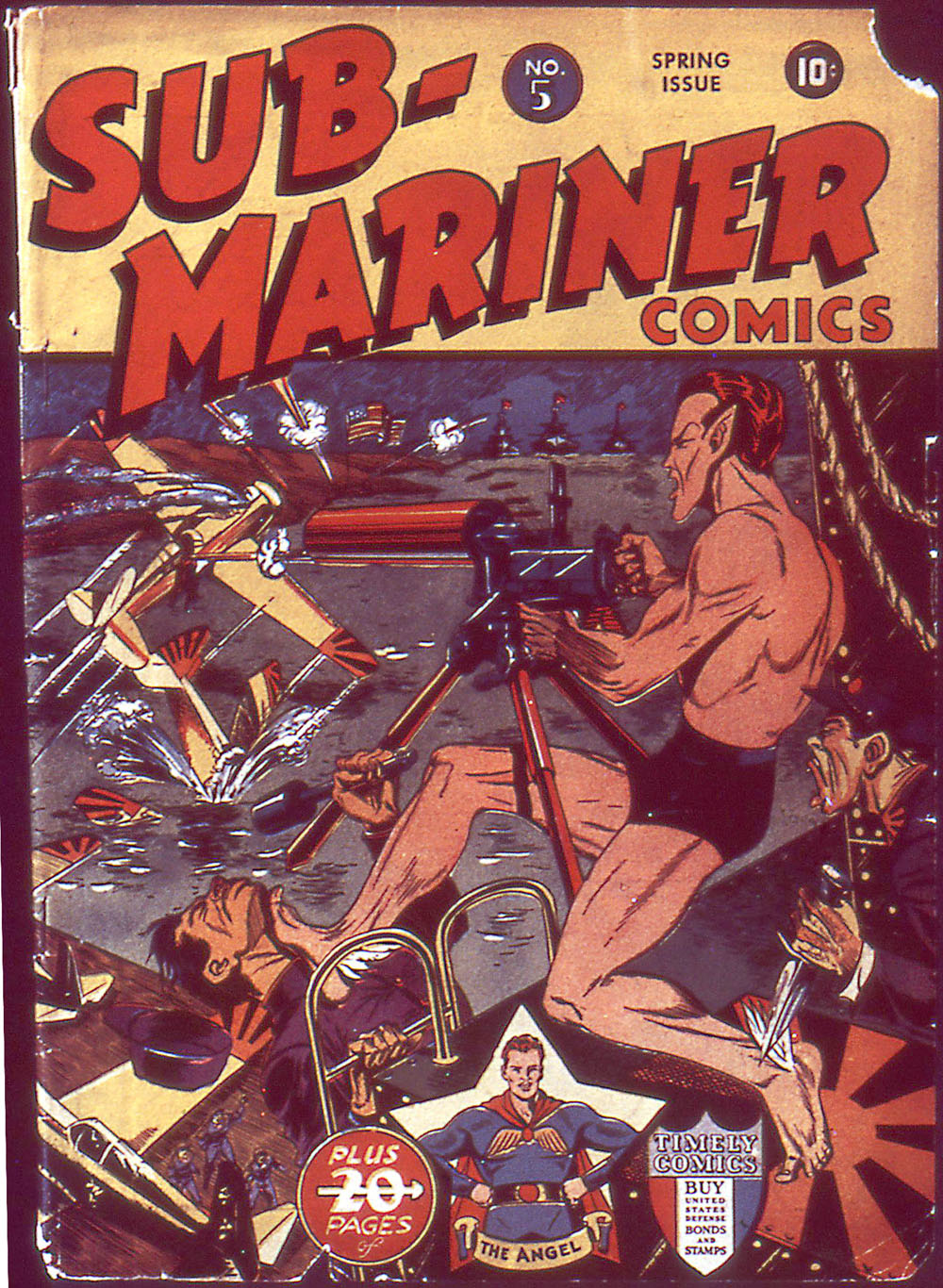 Sub-Mariner Comics Issue #5 #5 - English 2