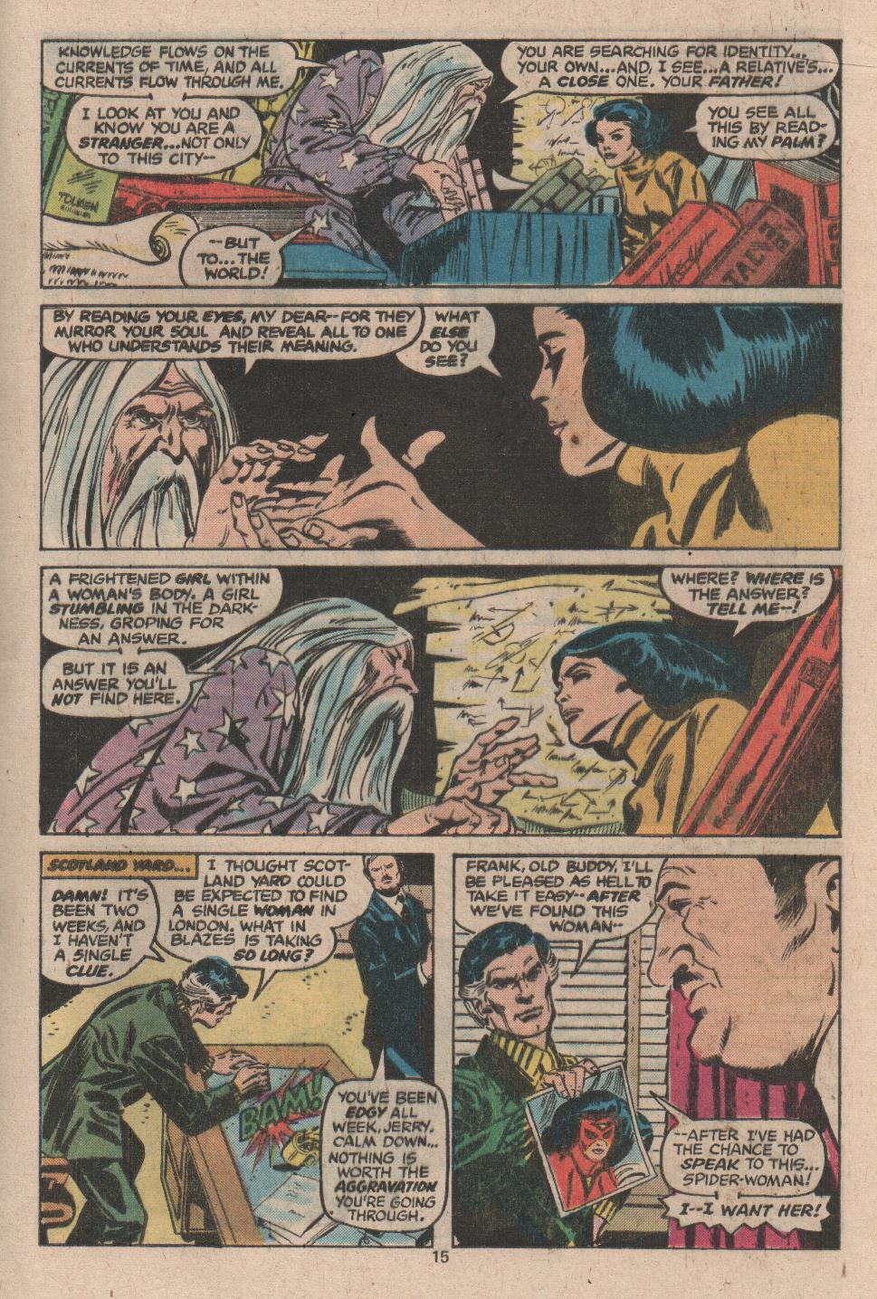 Spider-Woman (1978) #2 #49 - English 10