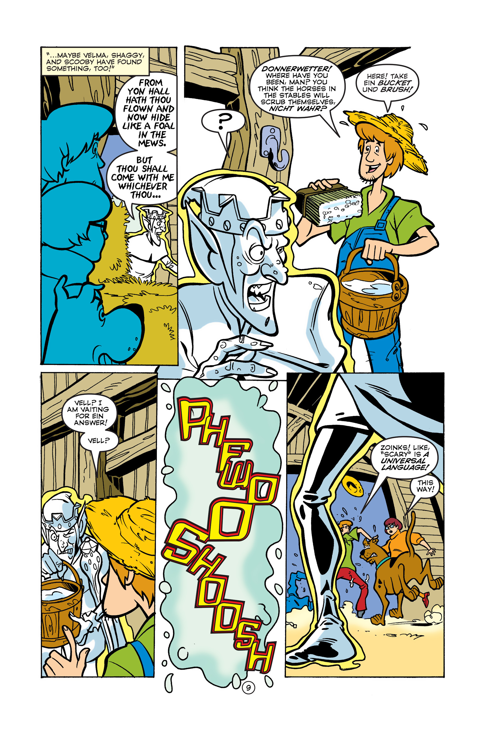 Read online Scooby-Doo (1997) comic -  Issue #49 - 20