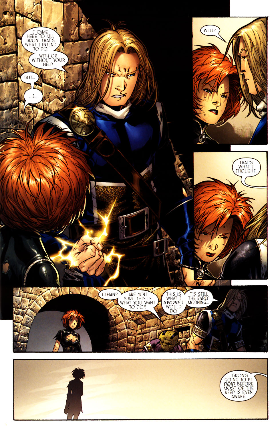 Read online Scion comic -  Issue #13 - 13
