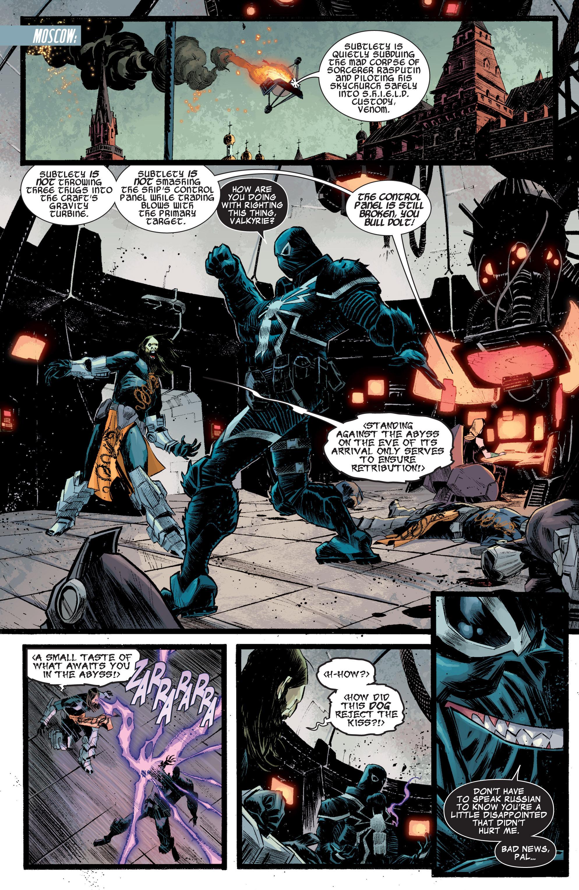Read online Secret Avengers (2010) comic -  Issue #29 - 5