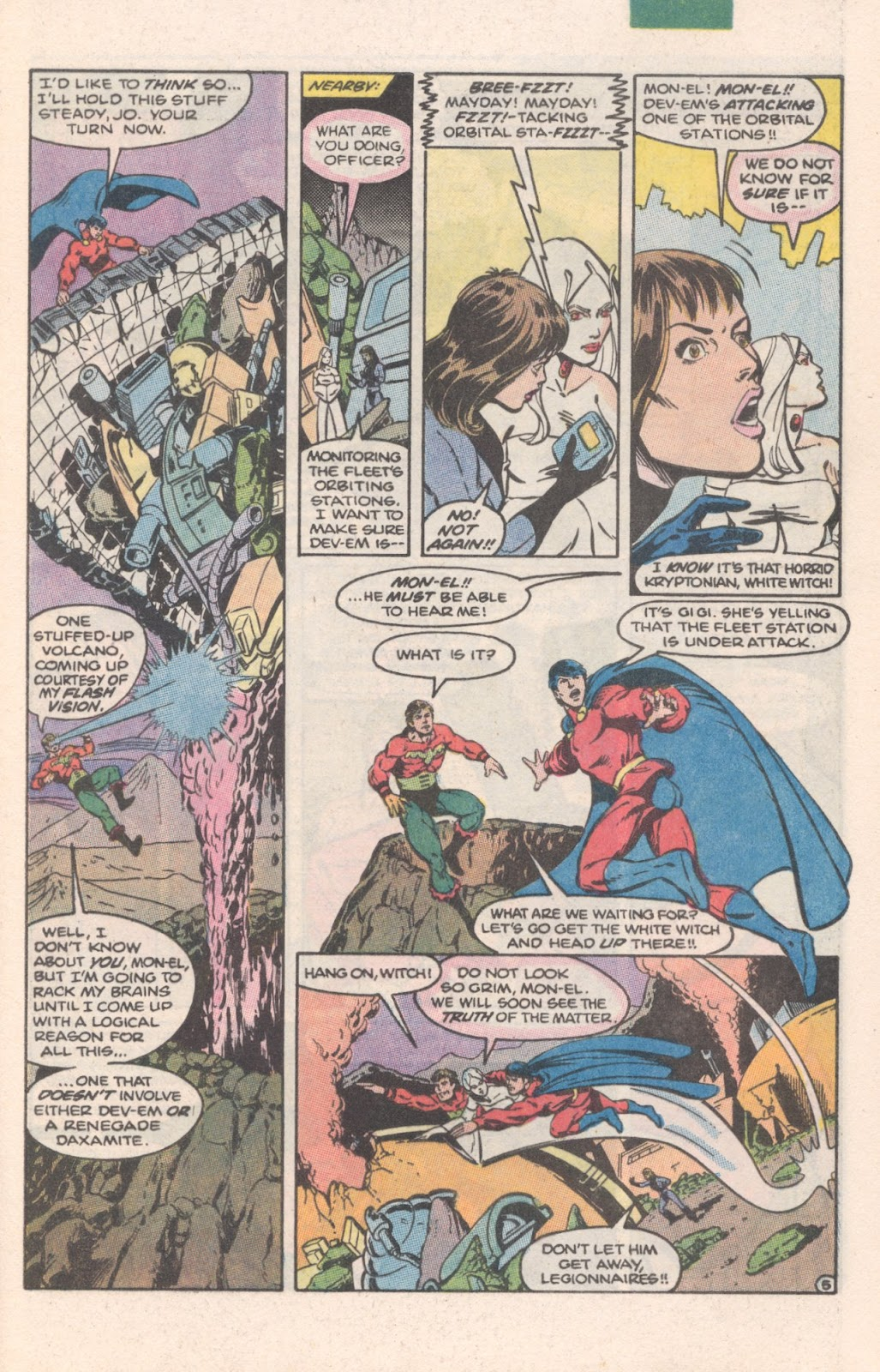 Tales of the Legion Issue #324 #11 - English 6