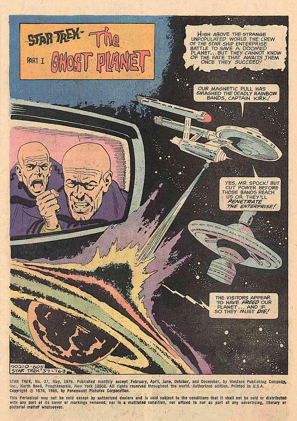Star Trek (1967) Issue #37 #37 - English 2