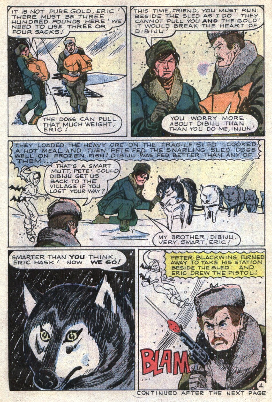 Read online Scary Tales comic -  Issue #14 - 6