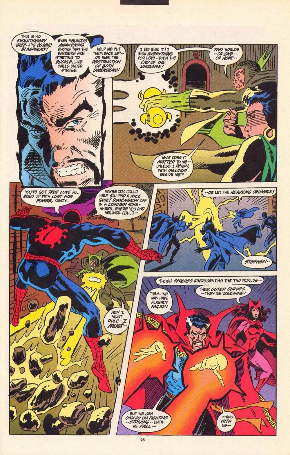 Read online Secret Defenders comic -  Issue #7 - 20