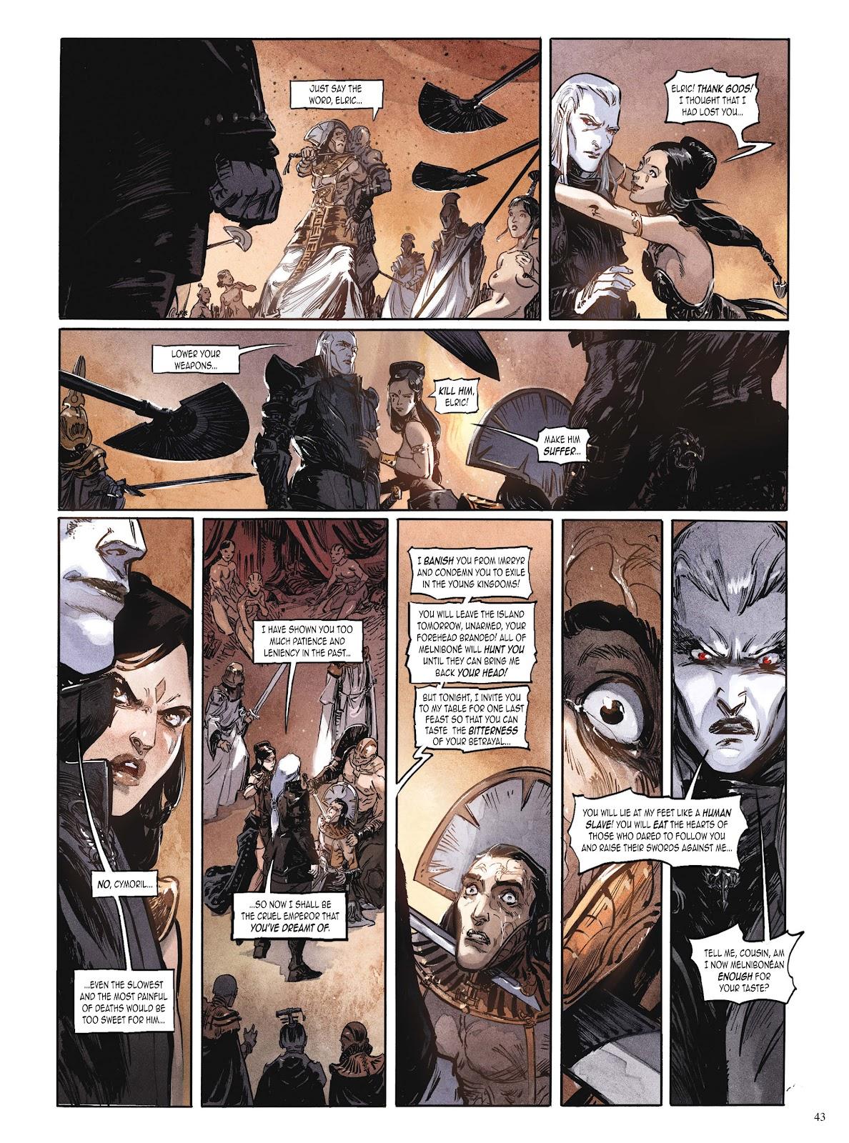 Elric (2014) TPB 1 #1 - English 42