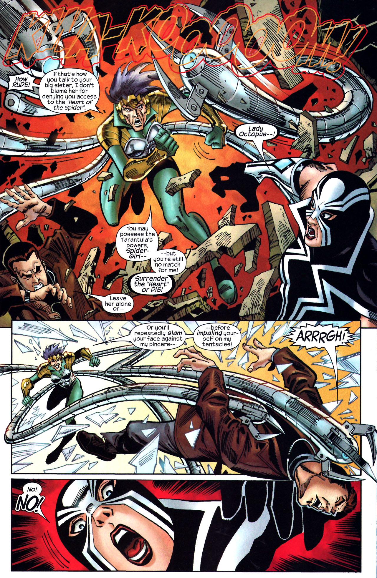 Amazing Spider-Girl #15 #16 - English 19