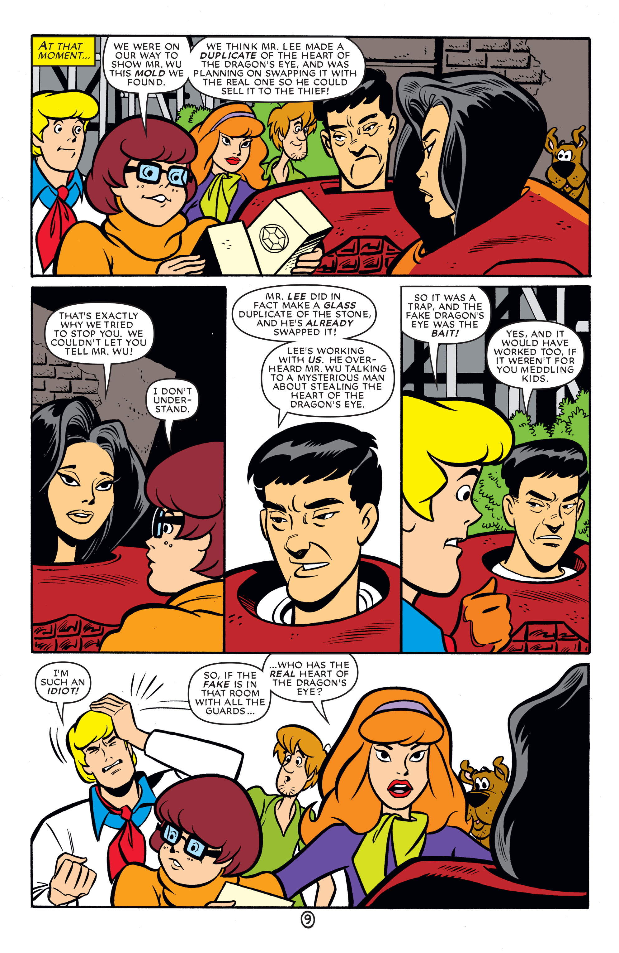 Read online Scooby-Doo (1997) comic -  Issue #65 - 20