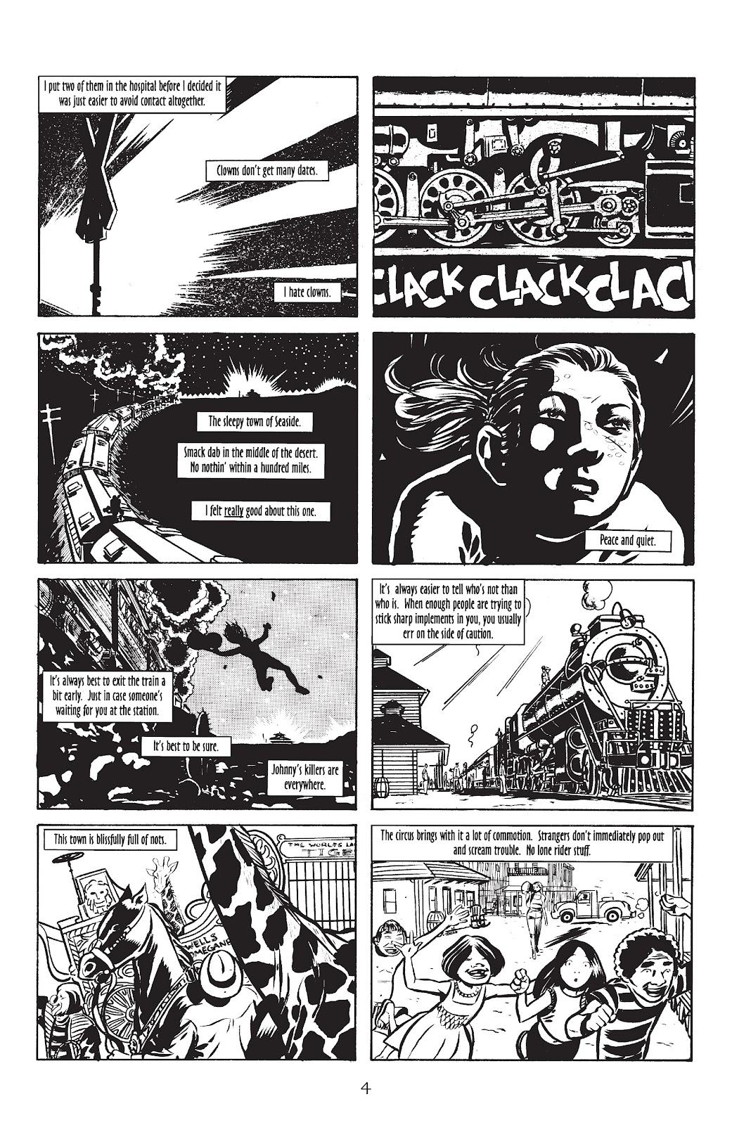 Stray Bullets Issue #10 #10 - English 6