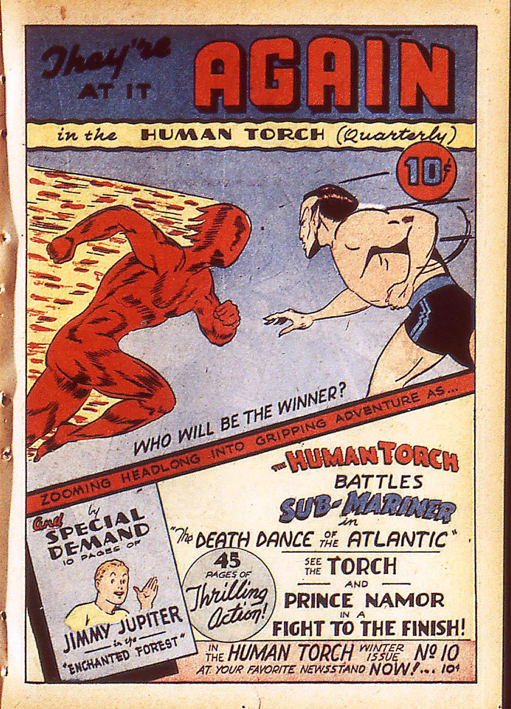 Sub-Mariner Comics Issue #8 #8 - English 24