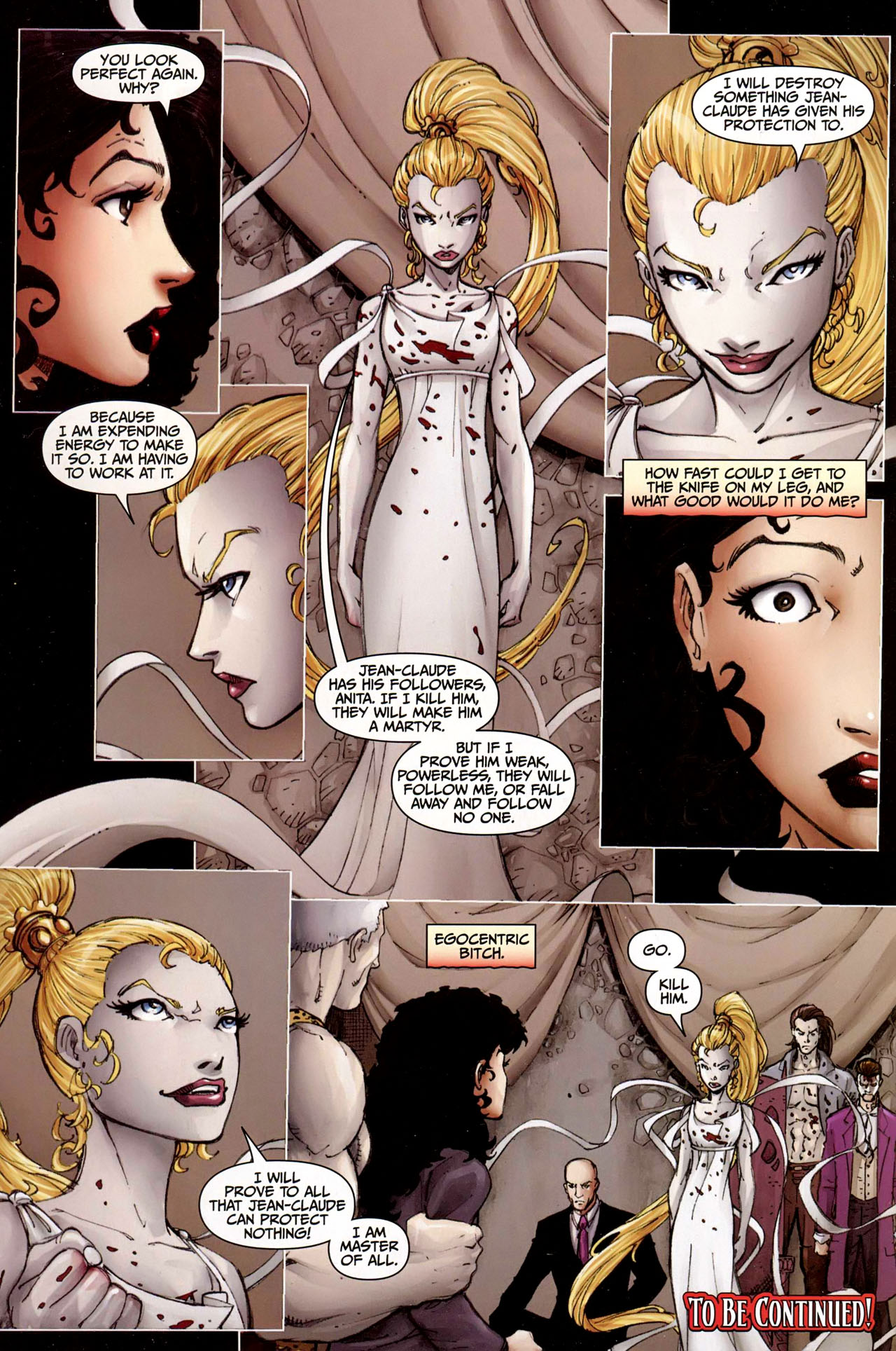 Read online Anita Blake, Vampire Hunter: Guilty Pleasures comic -  Issue #9 - 24