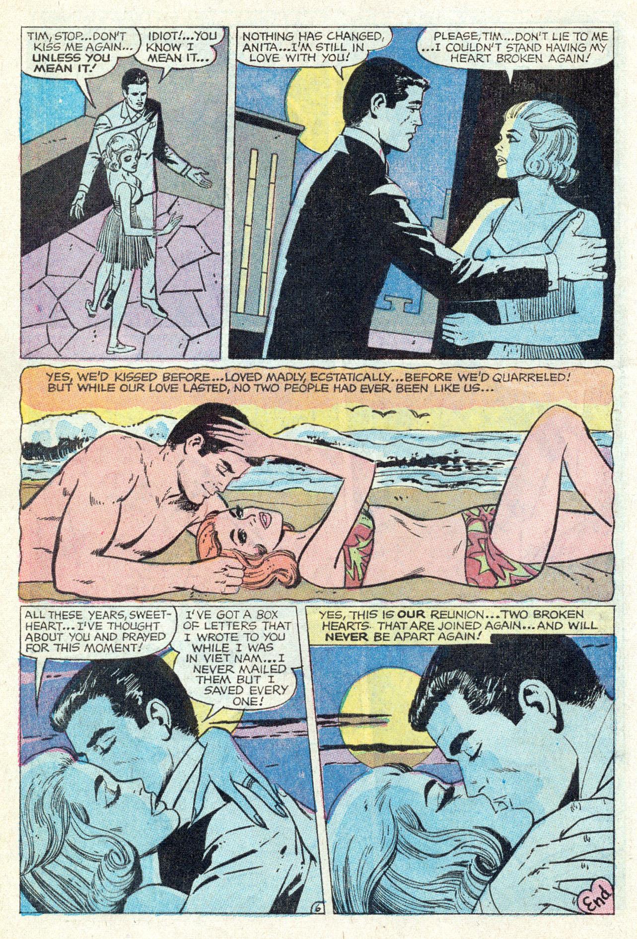 Read online Secret Hearts comic -  Issue #142 - 8