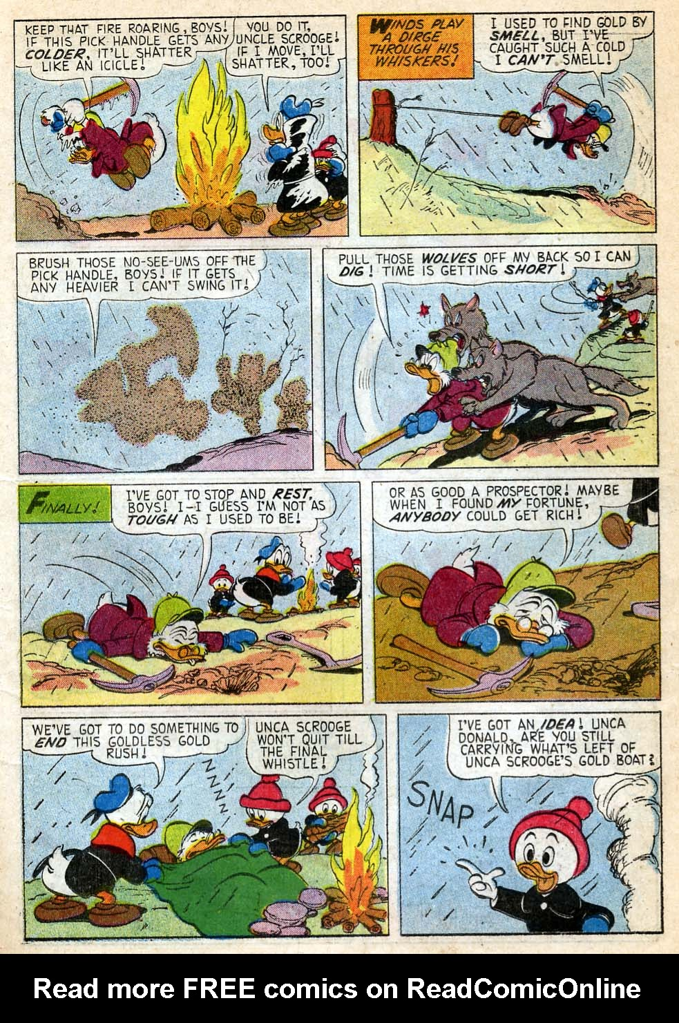 e Scrooge (1953) Issue # #370 - English 15