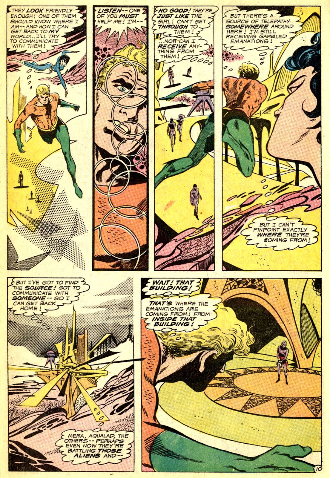 Aquaman (1962) Issue #50 #50 - English 14