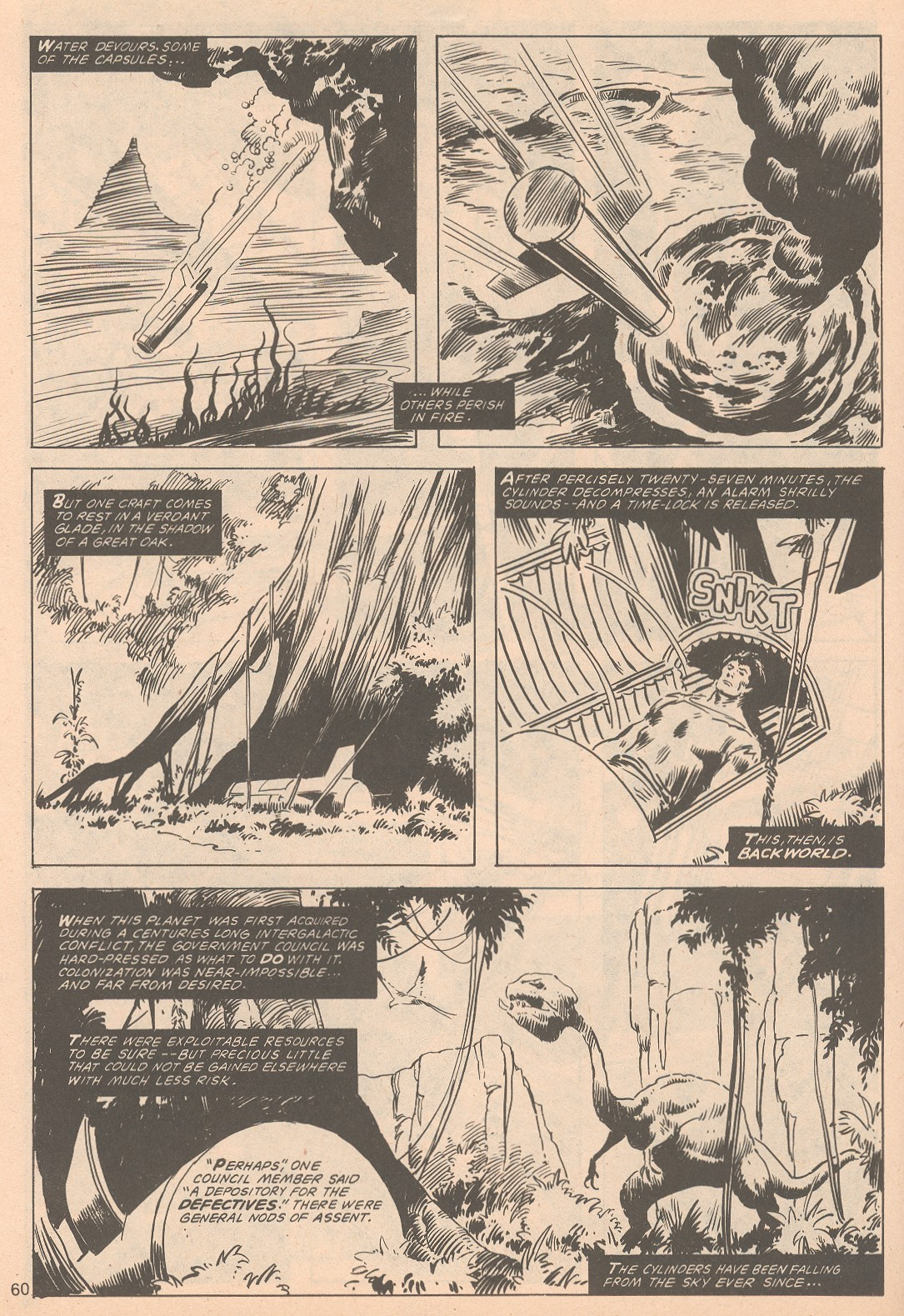 The Savage Sword Of Conan Issue #65 #66 - English 60