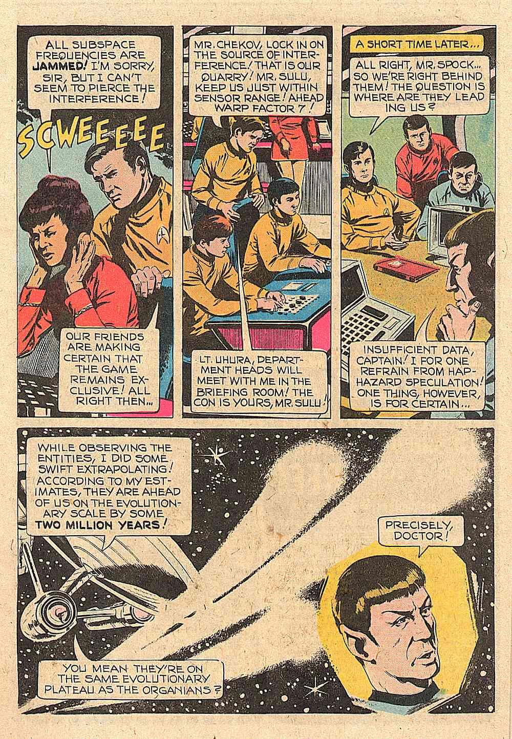 Star Trek (1967) #47 #47 - English 11