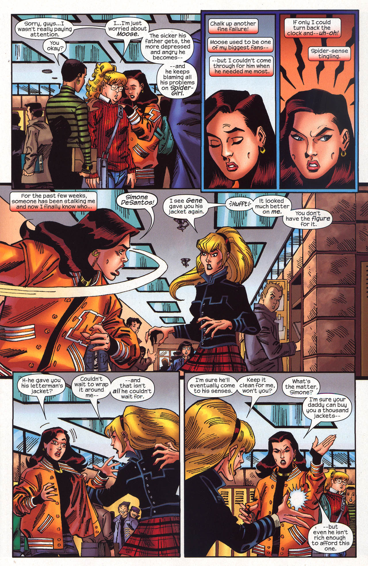 Amazing Spider-Girl #19 #12 - English 10