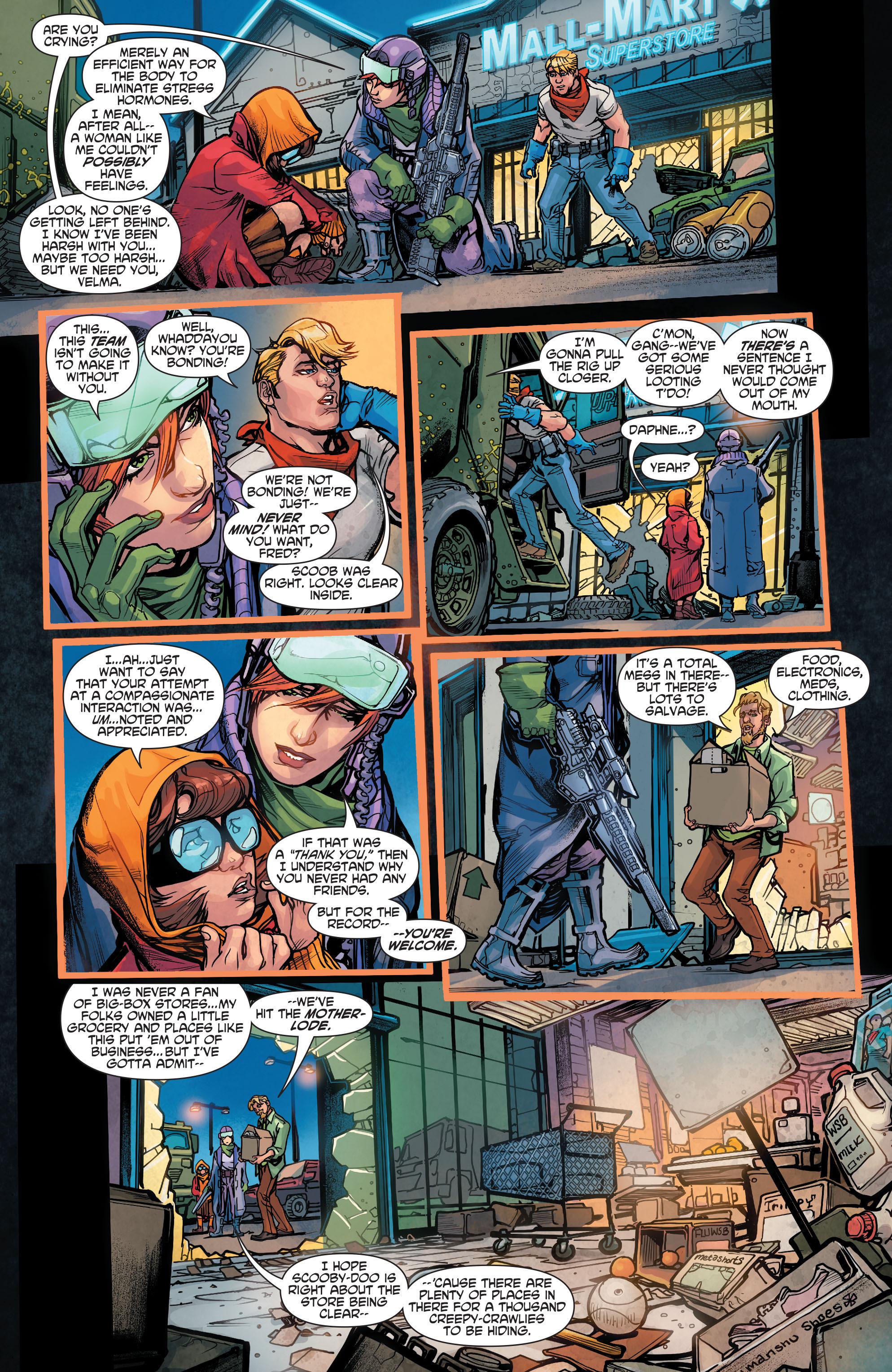 Read online Scooby Apocalypse comic -  Issue #4 - 20