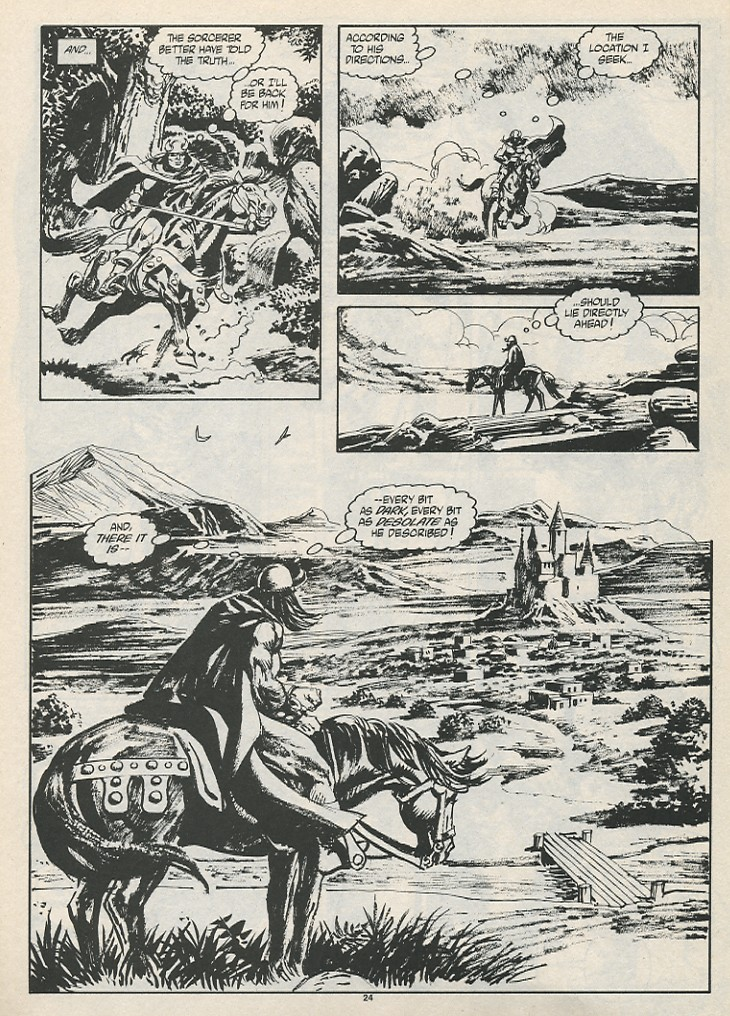 The Savage Sword Of Conan Issue #189 #190 - English 26