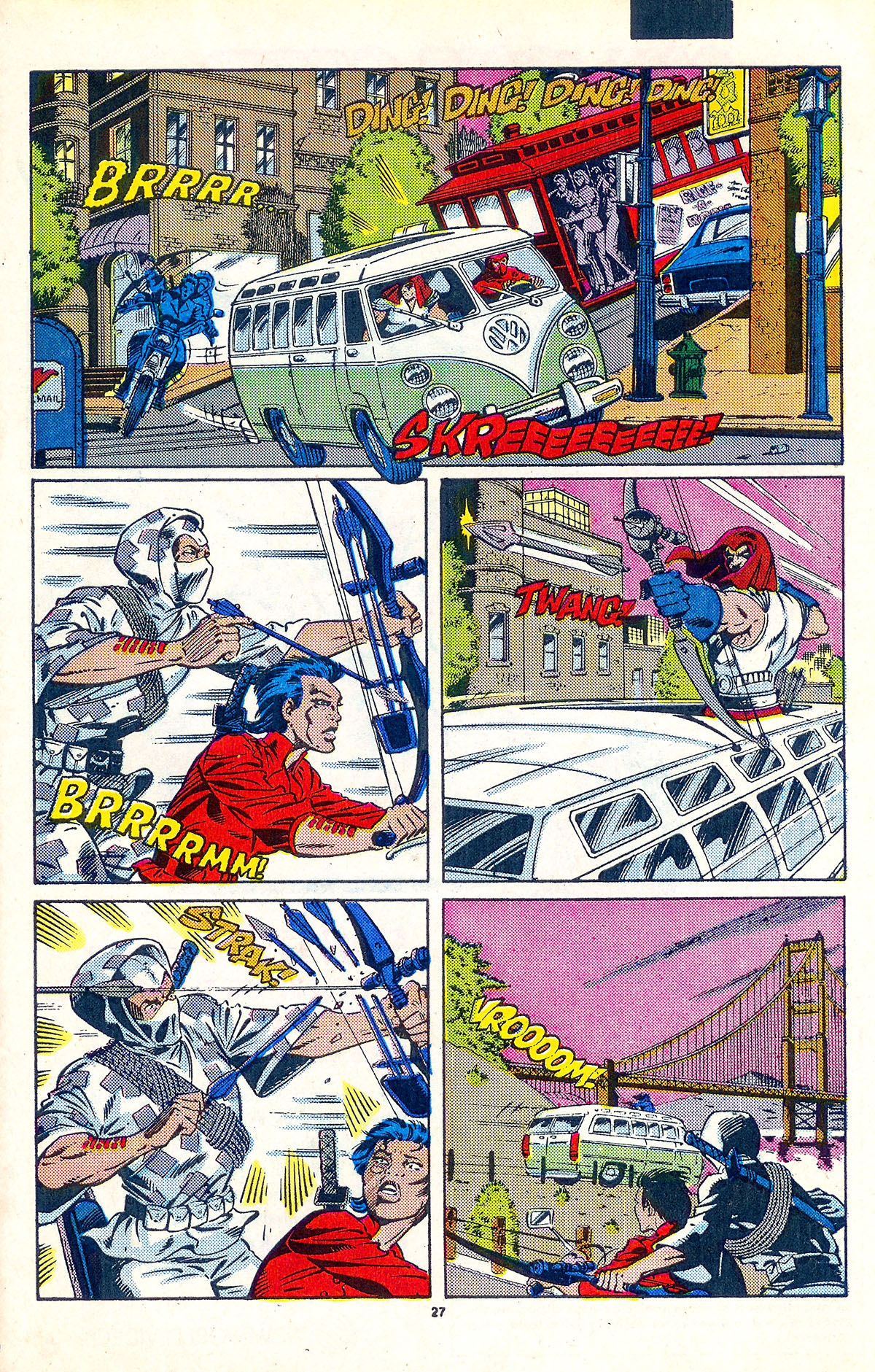G.I. Joe: A Real American Hero 85 Page 20