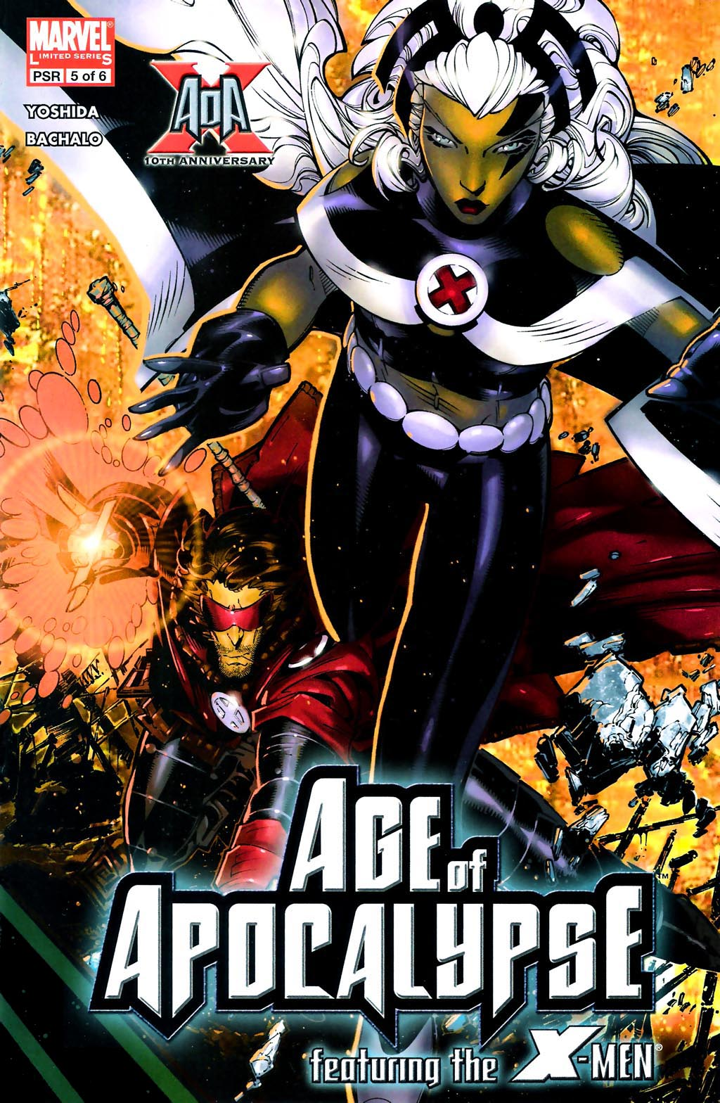 Age of Apocalypse (2005) 5 Page 1