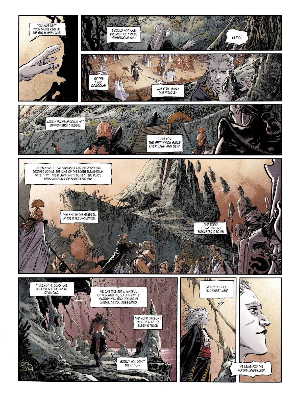 Elric (2014) TPB 2 #2 - English 24