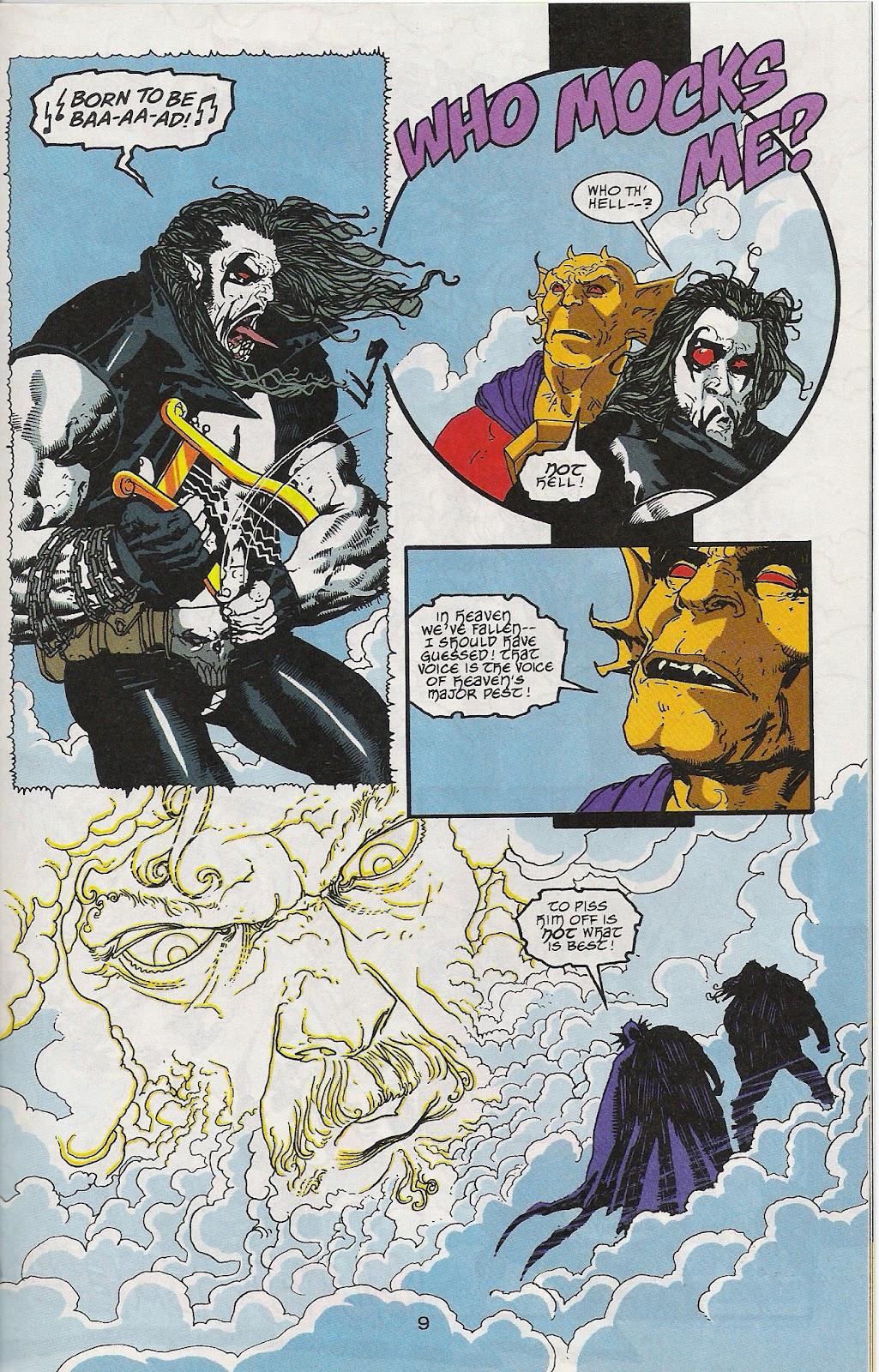 Lobo (1993) Issue #64 #69 - English 10