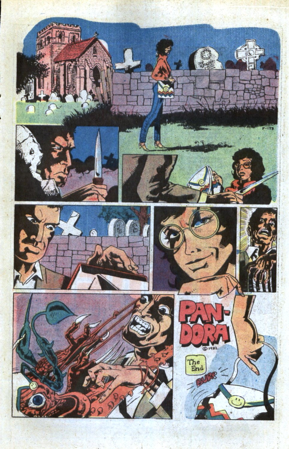 Read online Scary Tales comic -  Issue #37 - 15